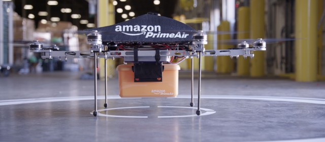 Ask the expert: Can Amazon really use UAS to deliver their stuff?