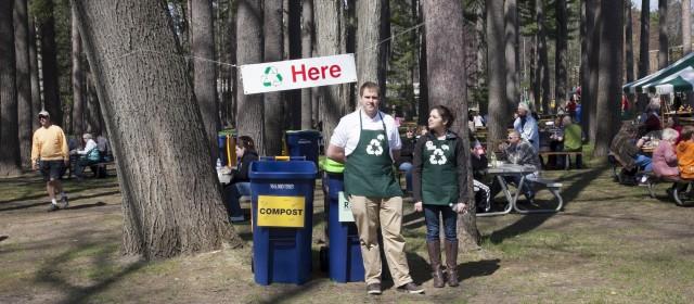 NMC BBQ closing the gap on zero waste